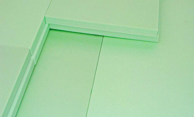 Tvrzený polystyren do podlahy