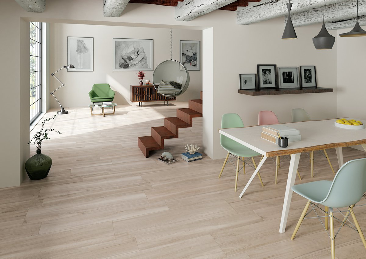 Simple dlaba jako imitace deva podlahycom with finto for Finto parquet grigio